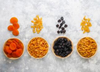 owoce suszone
