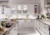 Witryny kuchenne, czyli jak kuchni dodać romantyzmu